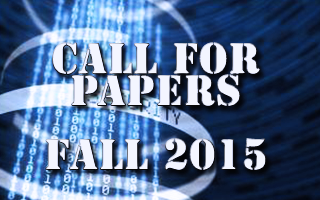 Call for Papers - TPQ FALL 2015