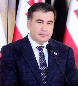 Interview with Mikheil Saakashvili: Georgia's Westward March, Spring 2013