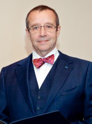 Interview with Toomas Hendrik Ilves: The Choice to be European, Winter 2014