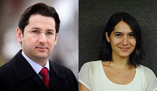 Aykan Erdemir & Merve Tahiroglu