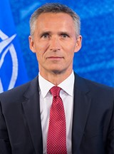 Interview with Jens Stoltenberg: NATO-Russia Relations & Regional Instability