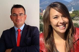 Metin Gürcan & Megan Gisclon
