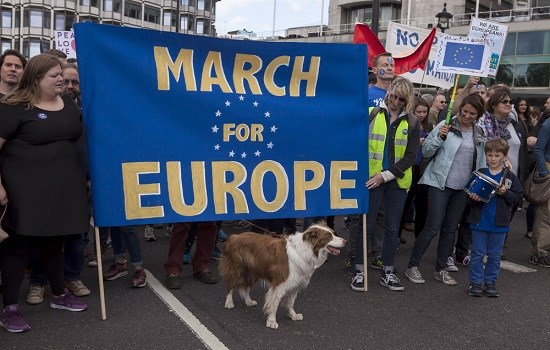 How the Political Center in Europe Found its Voice Again