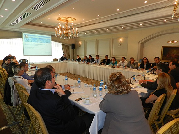 """""""New Regional Opportunities: Can Turkey be an Energy Hub by 2023?"""""""