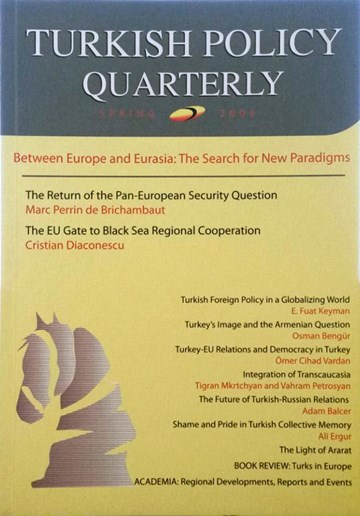 Between Europe and Eurasia: The Search For New Paradigms