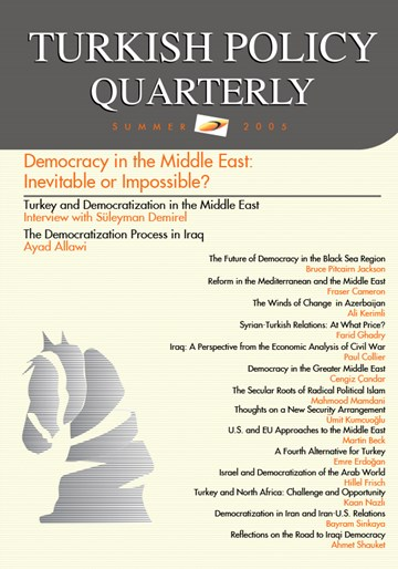 Democracy in the Middle East: Inevitable or Impossible?