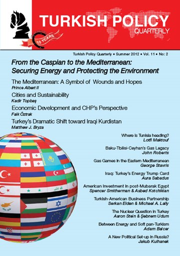 From the Caspian to the Mediterranean: Securing Energy and Protecting the Environment