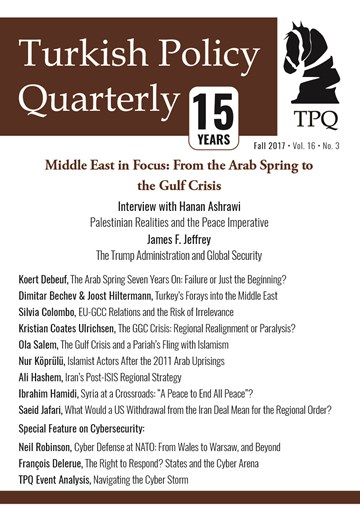 Middle East in Focus: From the Arab Spring to the Gulf Crisis