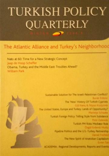 The Atlantic Alliance and Turkey's Neighborhood