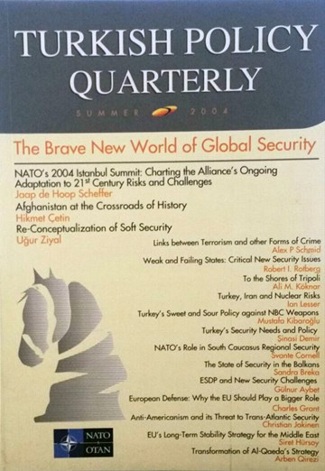The Brave New World of Global Security