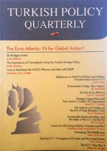 The Euro-Atlantic: Fit For Global Action?