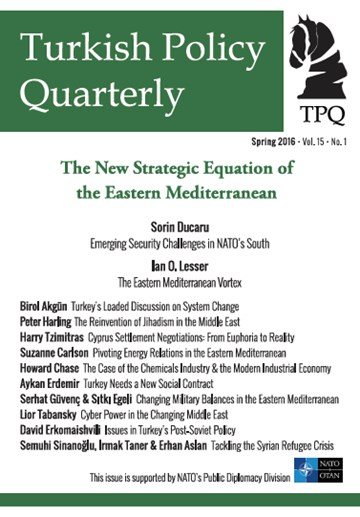 The New Strategic Equation of The Eastern Mediterranean