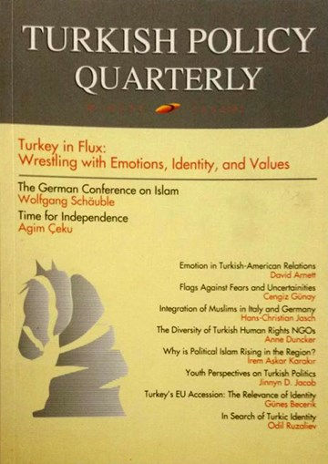 Turkey in Flux: Wrestling With Emotions, Identity and Values