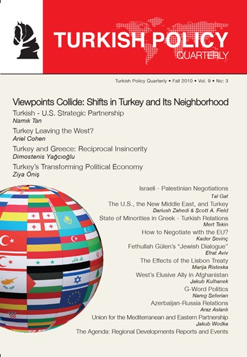 Viewpoints Collide: Shifts in Turkey and Its Neighborhood