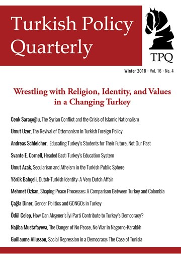 Wrestling With Identity, Religion, and Values in a Changing Turkey