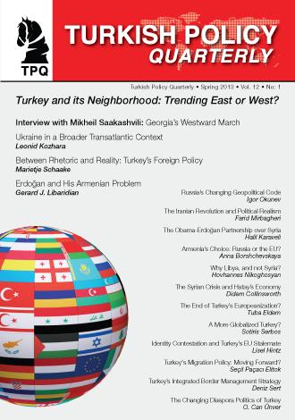 Turkey and its Neighborhood: Trending East or West?