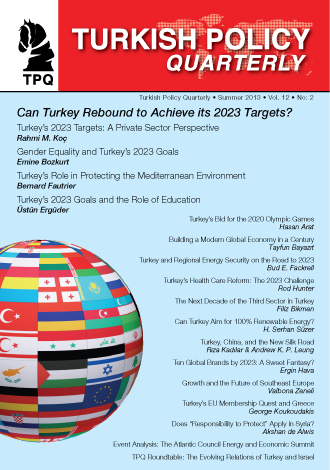 Can Turkey Rebound to Achieve its 2023 Targets?