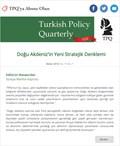 Doğu Akdeniz'in Yeni Stratejik Denklemi
