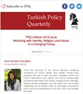TPQ's Winter 2018 Issue: Wrestling with Identity, Religion, and Values  in a Changing Turkey