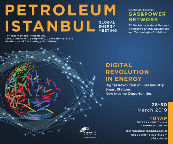 Grand Meeting on March 28th—The Petroleum Istanbul