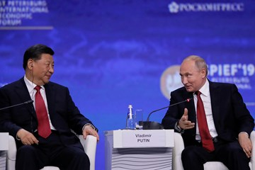 Enhanced Sino-Russian Partnership: Implications for the EU