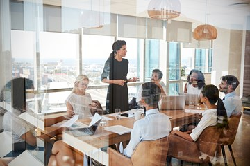 Finding an Authentic Voice as a Global Business Leader