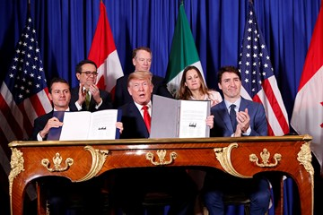 From NAFTA to the USMCA as Seen From the Southern Partnership