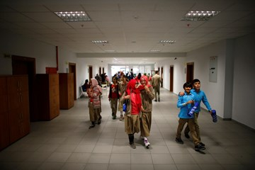Headed East: Turkey's Education System