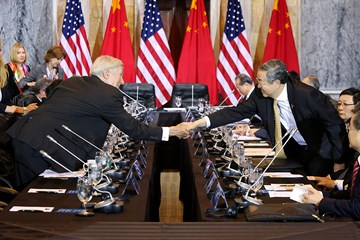 Navigating the US-China Competition in Cyberspace