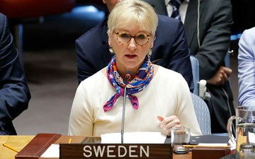 Sweden's Feminist Foreign Policy Illustrated