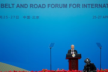 "The Belt and Road Initiative and  The US ""Indo-Pacific"" Strategy"