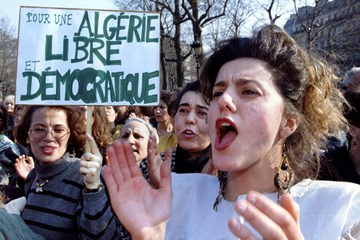 The Fight for Democracy & Women's Rights In Algeria: A Long Legacy Of Struggle