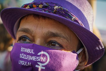 The Istanbul Convention Keeps Alive