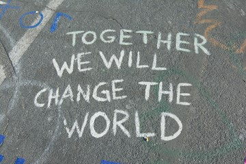 The Power To Change The World