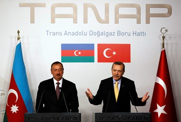 The Strong Energy Bridge between Turkey and Azerbaijan