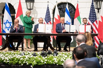 One Year on From the Abraham Accords