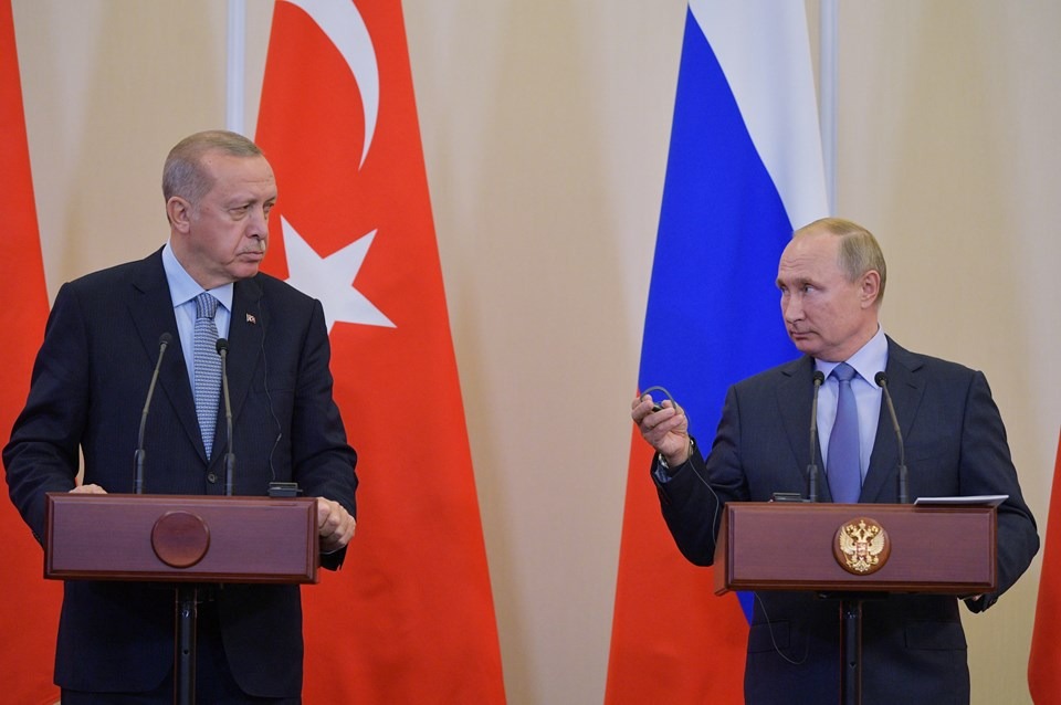 The Meaning and End of Turkey-Russia Cooperation in Syria