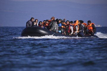 Trapped - The Indochinese Boat People as an Indicator of the Population Flight in the Aftermath of the Taliban Victory
