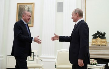 Turkey's In-between State of War and Peace with Russia