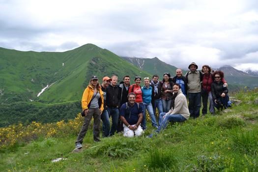 Capturing the Mountain: A Turkish-Armenian Dialogue