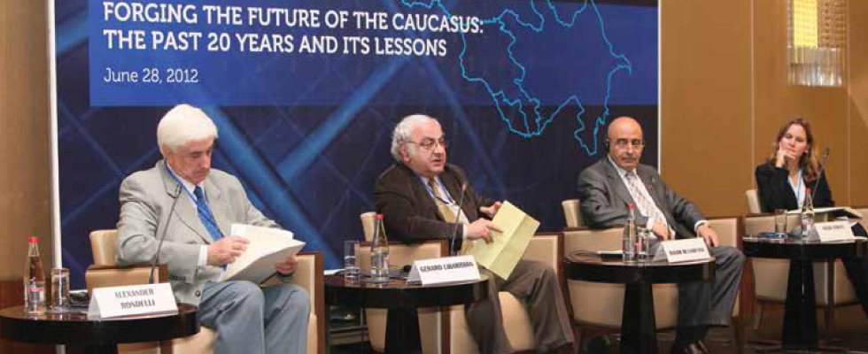 """Forging the Future of the Caucasus"""