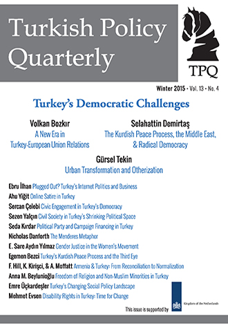 Turkey's Democratic Challenges