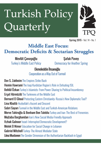 Middle East Focus: Democratic Deficits & Sectarian Struggles