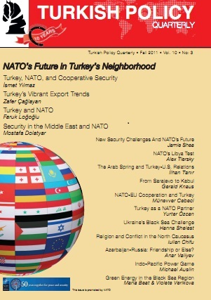 NATO's Future in Turkey's Neighborhood