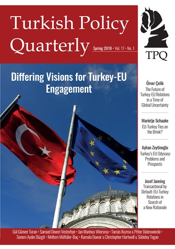 Differing Visions for Turkey-EU Engagement