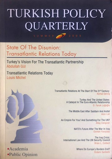 State of Disunion: Transatlantic Relations Today