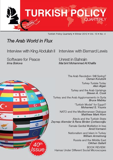 The Arab World in Flux