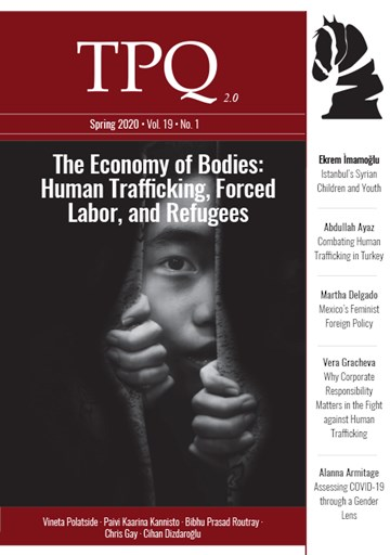 The Economy of Bodies: Human Trafficking, Forced Labor, and Refugees