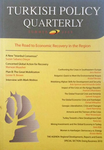 The Road to Economic Recovery in the Region