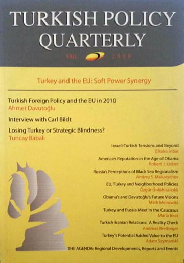 Turkey and the EU: Soft Power Synergy